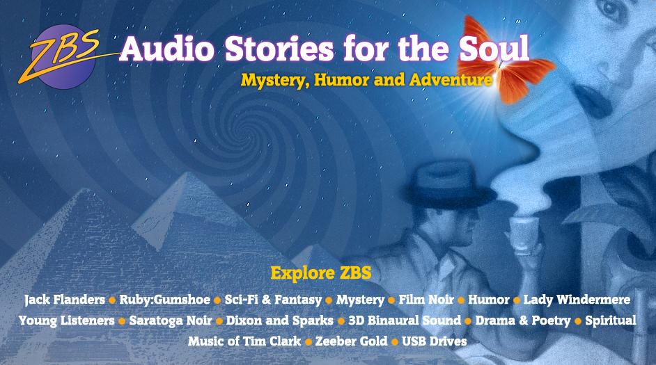 zbs foundation radio drama audio drama jack flanders ruby
